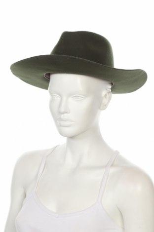 Καπέλο Brixton, Χρώμα Πράσινο, 100% μαλλί, Τιμή 18,95€