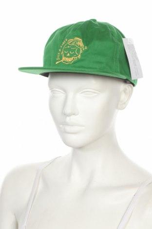 Καπέλο Brixton, Χρώμα Πράσινο, 60% βαμβάκι, 40% πολυεστέρας, Τιμή 7,04€