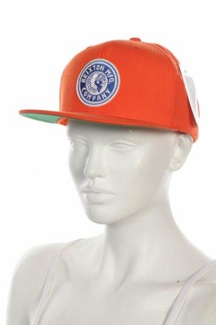 Čepice  Brixton, Barva Oranžová, Cena  424,00Kč