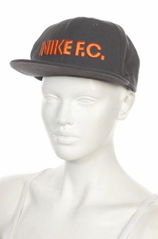 Čepice  Nike, Barva Šedá, Polyester, Cena  357,00Kč