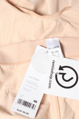 Стягащо бельо Huber, Размер XL, Цвят Розов, 56% полиамид, 44% еластан, Цена 51,75лв.