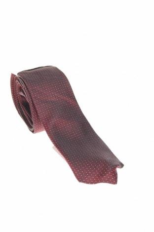 Cravată Calvin Klein, Culoare Roșu, Mătase, Preț 140,52 Lei