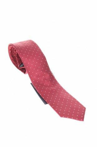 krawat Paul Hunter, Kolor Czerwony, Jedwab, Cena 111,25zł