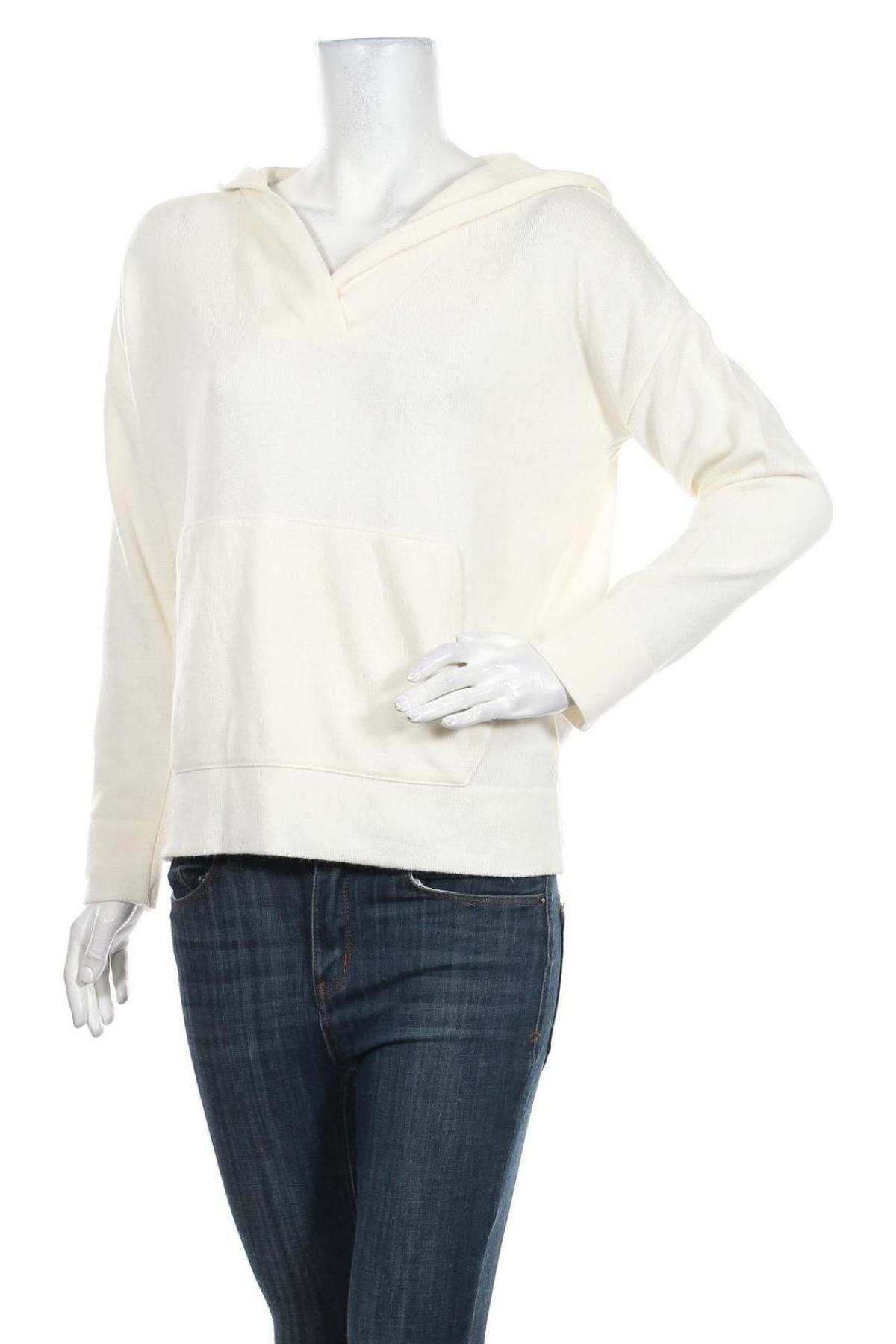 Дамски пуловер LeGer By Lena Gercke, Размер S, Цвят Бял, 40% вълна, 30% вискоза, 25% полиамид, 5% кашмир, Цена 51,75лв.