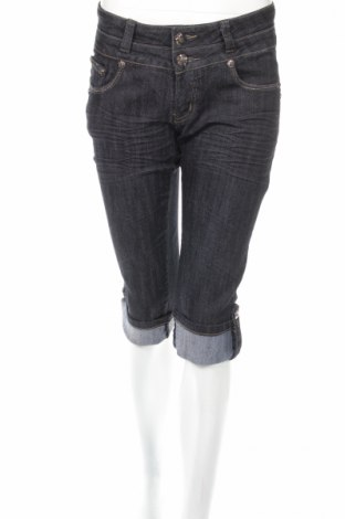 Дамски дънки, Размер M, Цвят Син, 95% памук, 5% еластан, Цена 5,20лв.