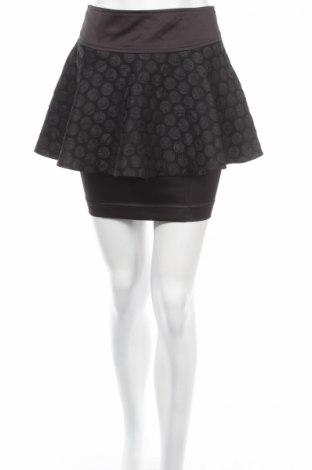 Φούστα, Μέγεθος XS, Χρώμα Μαύρο, 97% πολυεστέρας, 3% ελαστάνη, Τιμή 5,78€