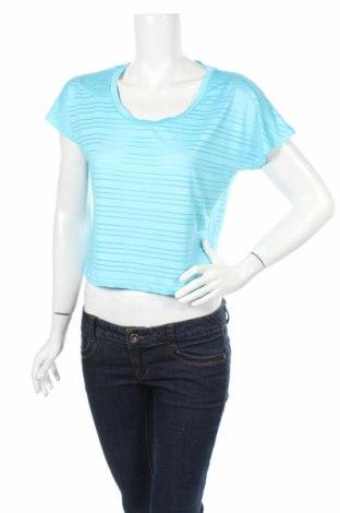 Дамска блуза Active, Размер L, Цвят Син, Цена 4,50лв.