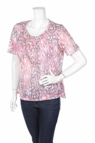 Дамска блуза Alia, Размер L, Цвят Многоцветен, Цена 3,08лв.