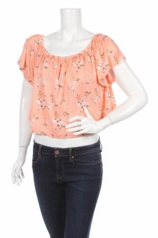 Дамска блуза Ardene, Размер XL, Цвят Розов, 99% полиестер, 1% еластан, Цена 4,00лв.