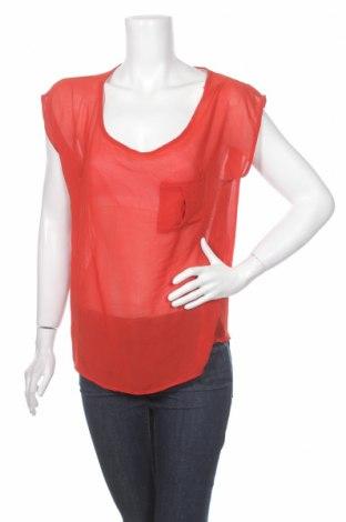Γυναικεία μπλούζα Poetry, Μέγεθος L, Χρώμα Κόκκινο, 100% πολυεστέρας, Τιμή 5,38€