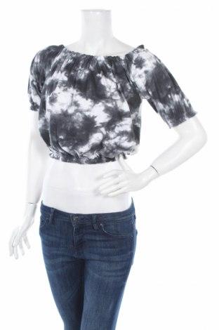 Дамска блуза Primark, Размер M, Цвят Сив, Памук, Цена 5,60лв.