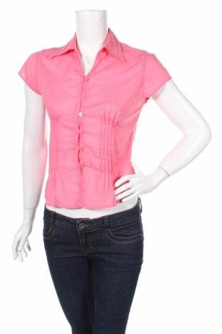 Γυναικείο πουκάμισο Cherokee, Μέγεθος M, Χρώμα Ρόζ , Βαμβάκι, Τιμή 3,74€