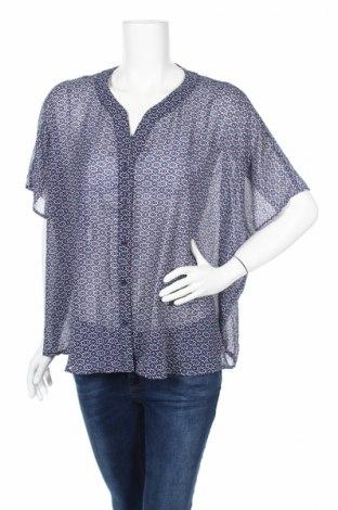 Дамска риза The Limited, Размер M, Цвят Многоцветен, Полиестер, Цена 5,75лв.
