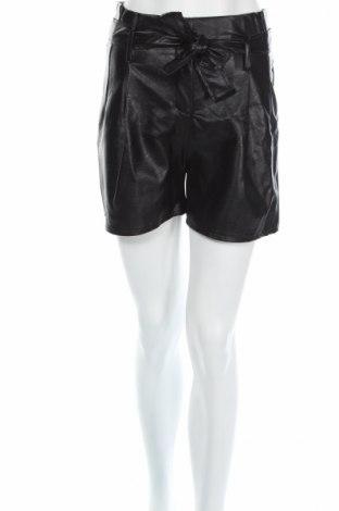 Dámske krátke kožené nohavice  Uniq