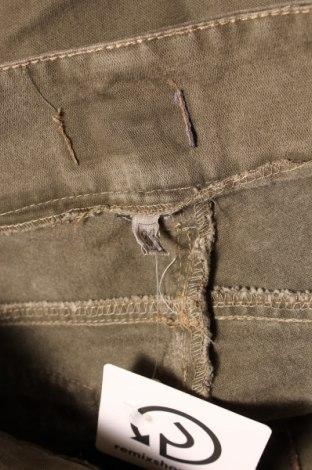 Дамски панталон, Размер XS, Цвят Зелен, Цена 11,88лв.