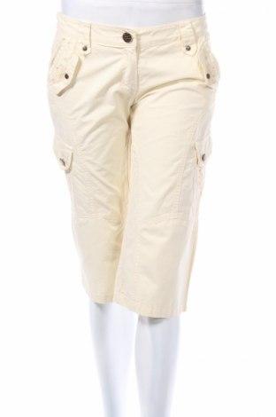 Дамски панталон Gallop, Размер M, Цвят Бежов, Памук, Цена 5,06лв.