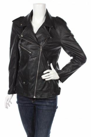 Dámska kožená bunda  H&M