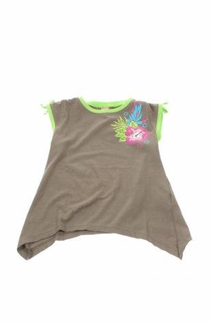 Bluză de copii, Mărime 6-7y/ 122-128 cm, Culoare Verde, 95% bumbac, 5% elastan, Preț 12,96 Lei