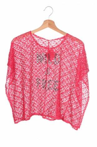 Детска блуза Here+There, Размер 10-11y/ 146-152 см, Цвят Червен, Полиестер, Цена 3,50лв.