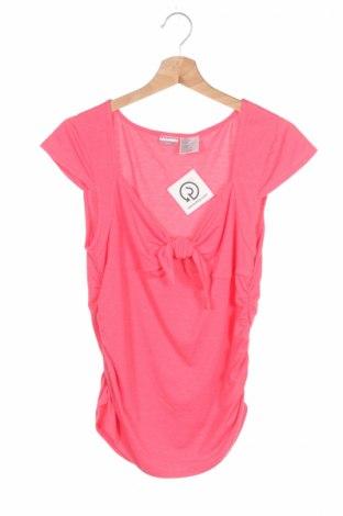 Детска блуза No Boundaries, Размер 15-18y/ 170-176 см, Цвят Розов, 60% полиестер, 35% вискоза, 5% еластан, Цена 3,04лв.