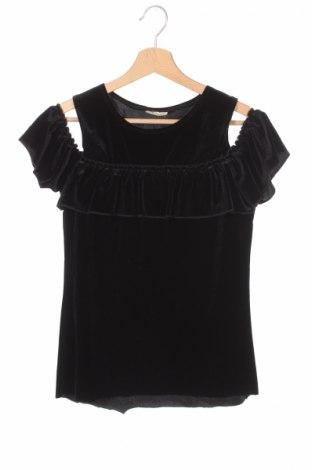 Detská blúzka  U, Veľkosť 12-13y/ 158-164 cm, Farba Čierna, Cena  4,08€