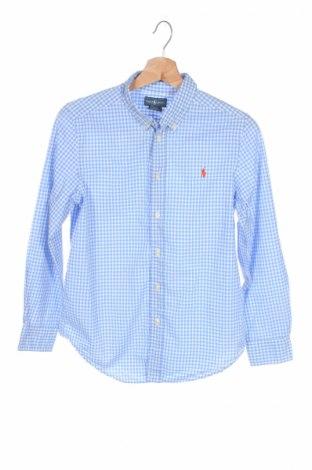 Detská košeľa  Ralph Lauren, Veľkosť 14-15y/ 168-170 cm, Farba Modrá, Bavlna, Cena  12,31€