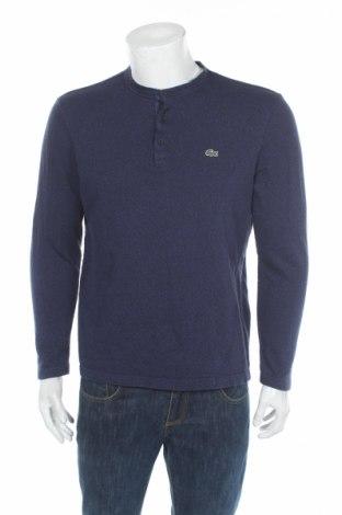 Pánske tričko  Lacoste, Veľkosť L, Farba Modrá, 100% bavlna, Cena  23,16€