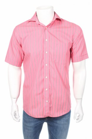 Мъжка риза Eterna  Excellent, Размер S, Цвят Розов, 100% памук, Цена 6,25лв.