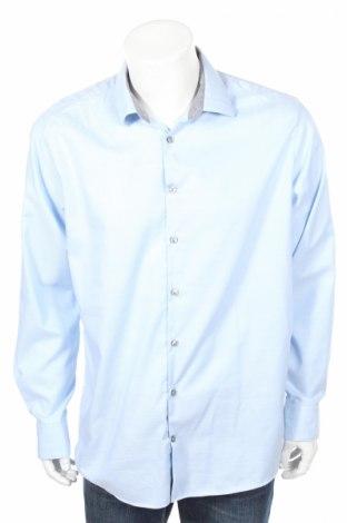 Pánska košeľa  Lindbergh, Veľkosť XL, Farba Modrá, Bavlna, Cena  3,23€