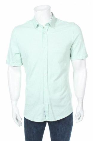 Pánska košeľa  Only & Sons, Veľkosť L, Farba Zelená, Cena  11,19€