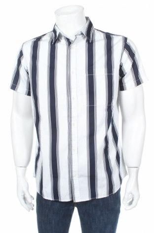 Pánska košeľa  Originals By Jack & Jones, Veľkosť L, Farba Biela, 100% bavlna, Cena  9,74€