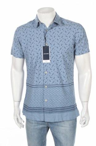 Pánska košeľa  Premium By Jack & Jones, Veľkosť L, Farba Modrá, 60% bavlna, 40% viskóza, Cena  11,73€
