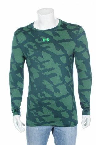 Pánske športové tričko  Under Armour, Veľkosť L, Farba Zelená, Cena  14,01€