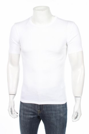 Ανδρικό t-shirt, Μέγεθος S, Χρώμα Λευκό, Βαμβάκι, Τιμή 4,95€