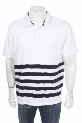 Pánské tričko  Livergy, Rozměr XL, Barva Bílá, Cena  125,00Kč