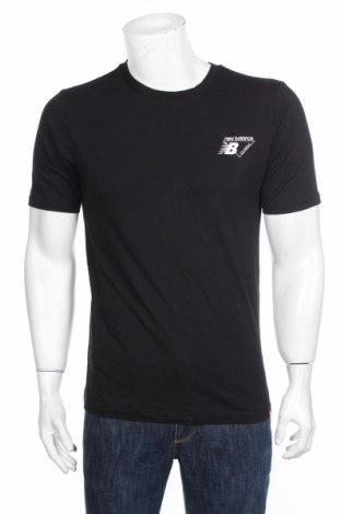 Pánske tričko  New Balance, Veľkosť M, Farba Modrá, Cena  21,78€