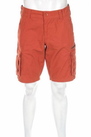 Pánské kraťasy, Rozměr M, Barva Oranžová, Cena  131,00Kč