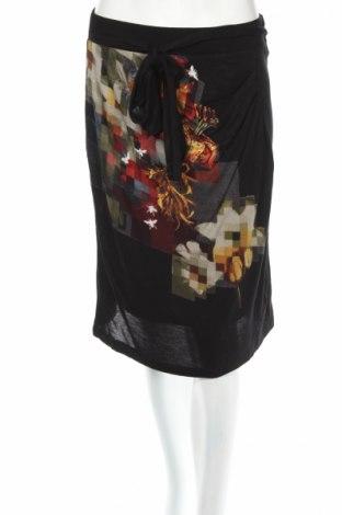 Φούστα Desigual, Μέγεθος M, Χρώμα Πολύχρωμο, Πολυεστέρας, Τιμή 19,02€