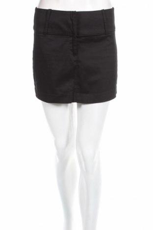 Пола Zara, Размер S, Цвят Черен, 97% памук, 3% еластан, Цена 6,00лв.