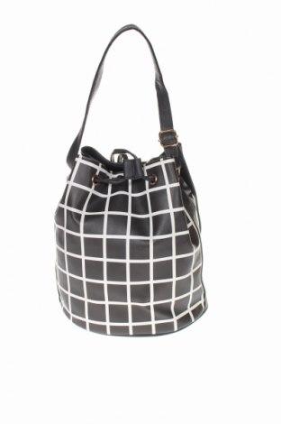 Дамска чанта Atmosphere, Цвят Черен, Еко кожа, Цена 26,00лв.