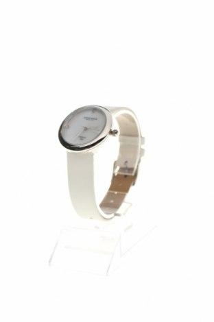Ρολόι Akribos XXIV, Χρώμα Λευκό, Μέταλλο, δερματίνη, Τιμή 200,69€