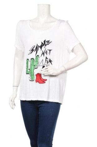 Дамска блуза BELAIR, Размер L, Цвят Бял, 100% вискоза, Цена 33,97лв.