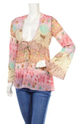Γυναικεία μπλούζα Batik, Μέγεθος M, Χρώμα Πολύχρωμο, Πολυεστέρας, Τιμή 4,42€