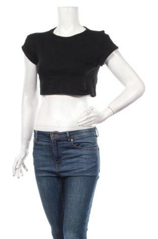Γυναικεία μπλούζα Nasty Gal, Μέγεθος S, Χρώμα Μαύρο, 100% βαμβάκι, Τιμή 5,48€