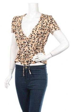 Дамска блуза Edited, Размер S, Цвят Многоцветен, Вискоза, Цена 16,65лв.