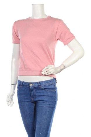 Дамска блуза Jack Wills, Размер M, Цвят Розов, 50% памук, 50% полиестер, Цена 27,30лв.