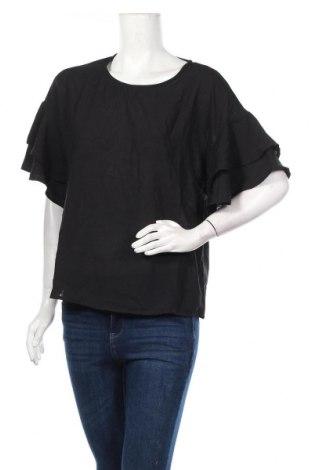 Γυναικεία μπλούζα Jacqueline De Yong, Μέγεθος M, Χρώμα Μαύρο, Πολυεστέρας, Τιμή 8,77€