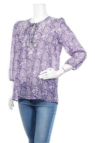 Дамска блуза Units, Размер M, Цвят Лилав, Вискоза, Цена 4,40лв.