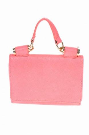 Дамска чанта C, Цвят Розов, Еко кожа, Цена 6,93лв.
