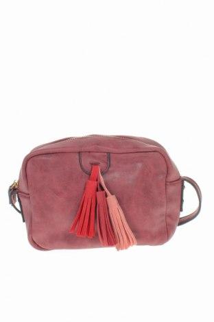Дамска чанта Sportsgirl, Цвят Розов, Еко кожа, Цена 9,77лв.